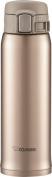 Zojirushi SM-SA48-NM Stainless Steel Mug, 470ml, Cinnamon Gold