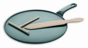 Matfer Bourgeat 071122 Cast Iron Crepe Pan