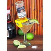 CoronaRita Drink Clips - For Margarita Glasses - Pack of 6