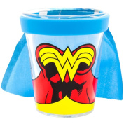 Wonder Woman - Shot Glass With Cape