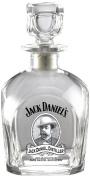 Jack Daniel's Licenced Barware Cameo Logo Decanter
