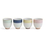 Sashiko Cup Set