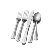 Pfaltzgraff Everyday Simplicity 53-Piece Flatware Set, Service for 8