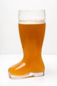 High Quality Oktoberfest Style Glass Beer Boot / Das Boot - Octoberfest Glass Beer Mug - 2 Litre