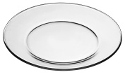 Libbey Crisa Moderno Dinner Plate, 27cm , Box of 12, Clear