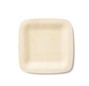 Bambu 23cm Square Veneerware Plates, Package of 25
