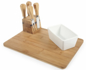 Core Bamboo 10146 Entertainer's Cheese Set