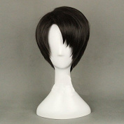 Sunny-business Anime Attack on Titan Heichou Stephen Halliwell of Cosplay Wig