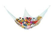 MYLIFE Jumbo Toy Hammock,Nets Organise Stuffed Animals,Children Toy Organise Net