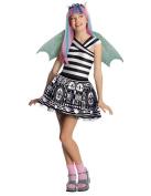 Monster High Rochelle Goyle Child Costume Sm Kids Girls Costume