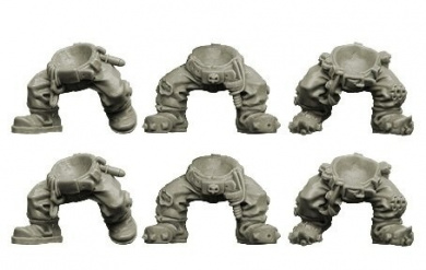 Spellcrow Orcs: Legs