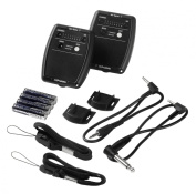 Profoto Air Sync Kit, Includes Air Sync/Sync Cable 1/4 Phono Male to 3.5mm Miniphone Male/Sync Cable Male 3.5mm Miniphone to Miniphone/ Hot Shoe Grip