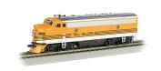 Bachmann Industries F7-A DCC Ready Diesel HO Scale Denver and Rio Grande Western Locomotive