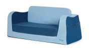 P'kolino Little Reader Sofa, Blue