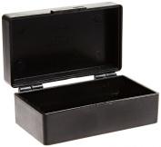Eisco BI0114A Slide Box, Polystyrene, 10 Slides