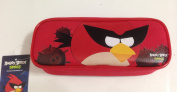Angry Bird Pencil Case - Red
