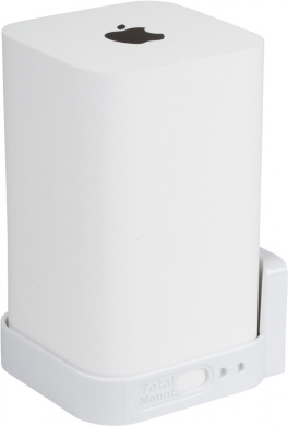 TotalMount for AirPort Extreme and AirPort Time Capsule (Complete Wall Mounting System)