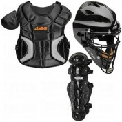 ALL-STAR CKW13.5PS Fastpitch Catcher Kit (Ages 9-12) - Black