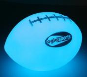 Glow in the Dark Nano Blue Football