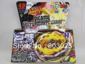 Metal Fusion 4d Beyblade, Bb119 Death Quetzalcoatl 125rdf, Super Speed Spin Top Toy For Kids