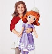 Original Princess Doll Sofia The First Plush Toy 70cm Princess Sofia Toys Large Soft Toys For Girls
