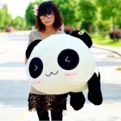 "Kawaii Plush Doll Toy Animal Giant Panda Pillow Stuffed Bolster Gift 70cm 28"""