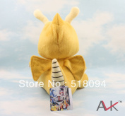 2pcs/set Japanese Cartoon Pokemon Dragonite Plush Doll Toy Sale Stuffed Dolls Gifts For Children