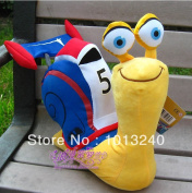 11.8inchnew Movie Cartoon Toys Turbo Racing League Turbo Plush Doll Stuffed Toys For Children Kids