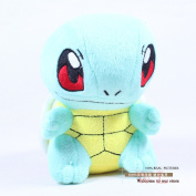 Anime Cartoon Pokemon 25cm  Squirtle Plush Doll Soft Stuffed Animal Toy Pkpd179