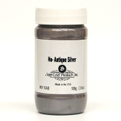 Sepp Leaf Mica Powder Nu-Antique Silver 100ml Bottle