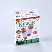 (Pack of 10) KINOKI Cleansing Detox Foot Pads As Seen On TV