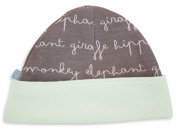 Finn + Emma Organic Cotton Baby Neutral Hat - Jungle