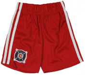 Chicago Fire MLS Infant's Red Home Replica Short