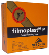 Neschen Filmoplast P Clear Mending Tape 2.5cm X 30m