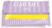 YELLOW - CLAYCRAFT by DECO Soft Clay