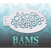 Bad Ass Gears Mini Stencil BAM1022