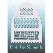 Bad Ass Amphibeous Full Size Stencils BAD6001