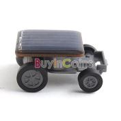 Mini Solar Power Energy Car Racer Moving Toy Children [3708|01|01]