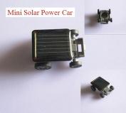The World's Smallest Mini Solar Power Toy Car Racer New