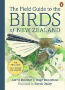 The Field Guide To The Birds Of New Zealand (2015 Edition),