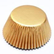 Generic Gold Foil Metallic Cupcake Case Liners Baking Muffin Paper Cases 88 Pcs