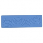 Musical Notes Silicone Lace Mat by Chef Alan Tetreault