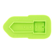 Elisa Strauss Large Buckle Mould by Marvellous Moulds