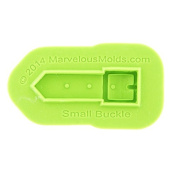 Elisa Strauss Small Buckle Mould by Marvellous Moulds