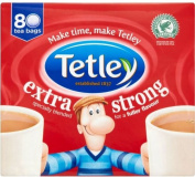 Tetley Extra Strong Tea 80ct
