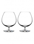 Waterford Elegance Brandy Glass Pair