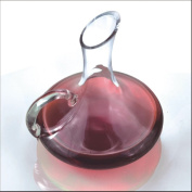 Enoteca Classico Glass Wine Decanter with Handle