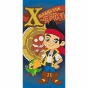 Disney Jake and the Neverland Pirates Beach Towel