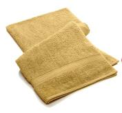 Concierge Collection 100% Cotton Bath Sheet Towel ~ Gold