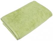 SALBAKOS Luxury Spa 100% Combed Turkish Cotton Large Oversized Eco-Friendly Bath Sheet 100cm x 200cm , Green